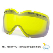 Oakley Stockholm Goggle Replacement Lens 2013, High Intensity Yellow, medium