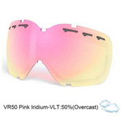 Oakley Stockholm Goggle Replacement Lens 2013, Vr50 Pink Iridium, medium