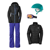 The North Face Free Thinker Jacket & The North Face Freedom Pant Women's Outfit, , medium