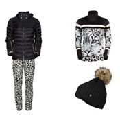 Bogner Kelly D Ski Jacket & Bogner Marca Pants Womens Outfit, , medium