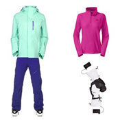 The North Face Jeppeson Jacket & The North Face Jeppeson Pants Womens Outfit, , medium