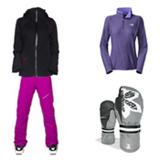 The North Face Skylar Jacket & The North Face Jeppeson Pants Womens Outfit, , medium
