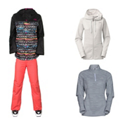 The North Face Ricas Insulated Jacket & The North Face Sally Pant Women's Outfit, , medium