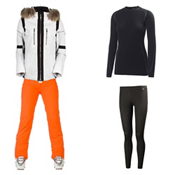 Descente Layla Jacket & Descente Selene Pant Women's Outfit, , medium