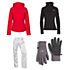 The North Face Powdance Jacket & The North Face Freedom LRBC Pants Womens Outfit