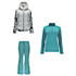 Spyder Moxie Jacket & Spyder Me Tailored Fit Pants Womens Outfit