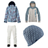 Burton Jet Set Jacket & Burton Society Pants Womens Outfit