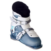 Salomon T2 Girlie Girls Ski Boots 2013, Sea Translucent-White, medium