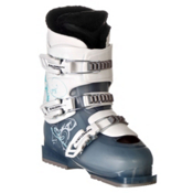 Salomon T3 Girlie Girls Ski Boots 2013, Sea Translucent-White, medium