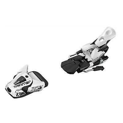 Salomon STH 12 Oversize Wide Brake Ski Bindings, , large