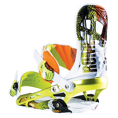 Rome 390 Snowboard Bindings, , large
