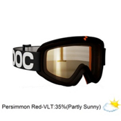 POC Iris X Small Goggles 2013, Black-Persimon Red Mirror, medium