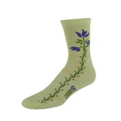 Point6 Tulip Light 3/4 Crew Womens Socks, Natural, medium