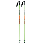 Scott WC SL Race Ski Poles, Green, medium