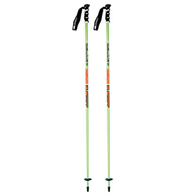 Scott WC SL Race Ski Poles, Green, viewer