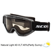 Scott Heli OTG Goggles 2013, Steel-Nl 40, medium