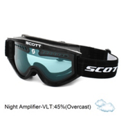 Scott Heli OTG Goggles 2013, Black-Night Amplifier, medium