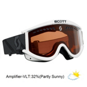 Scott Heli OTG Goggles 2013, White-Amplifier, medium