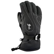 Gordini Fall Line II Womens Gloves, Black, medium