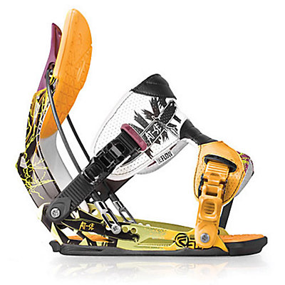 Flow NXT-ATSE Snowboard Bindings, , large