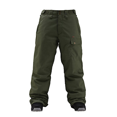 Foursquare Yeung Mens Snowboard Pants, , large