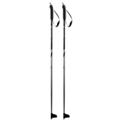 Alpina ST Cross Country Ski Poles 2013, Silver, medium