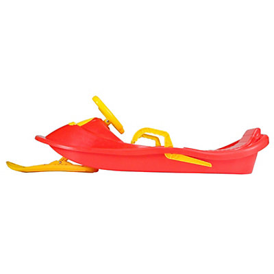 Lucky Bums Snow Kids Plastic Racer Sled, , viewer