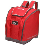 High Sierra Trapezoid Ski Boot Bag 2013, Ready For Red-Charcoal, medium