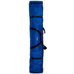 High Sierra Skis.com Deluxe Double Ski Bag, Vivid Blue-Black, 256