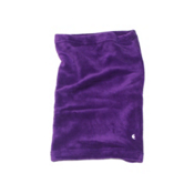 Nodzzz Fleece Womens Neck Warmer, Eggplant, medium