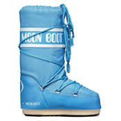 Tecnica Nylon MoonBoot Womens Boots, Sky Blue, medium