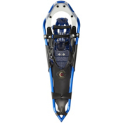 Crescent Moon Gold Series 13 Womens Snowshoes, Sapphire Blue, medium