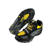Yaktrax Pro - Adult Winter Traction Device, Black, medium