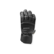 Hestra Cross Gloves, Black, medium