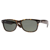 Ray-Ban New Wayfarer Sunglasses, Tortoise, medium