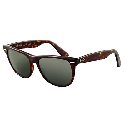 Ray-Ban Original Wayfarer Sunglasses, Tortoise, large