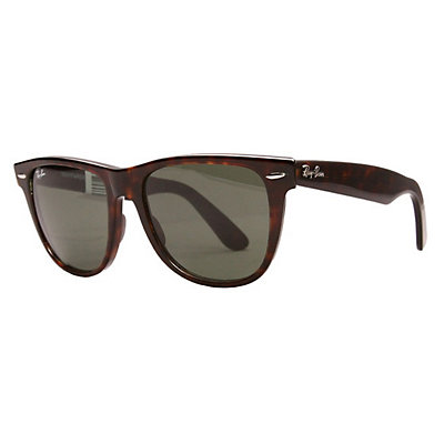 Ray-Ban Original Wayfarer Sunglasses, Brown, large
