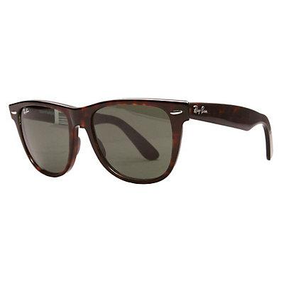 Ray-Ban Original Wayfarer Sunglasses, Brown, large