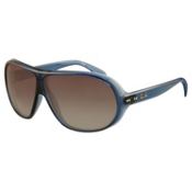 Ray-Ban RB4129 Sunglasses, BlueGrey, medium