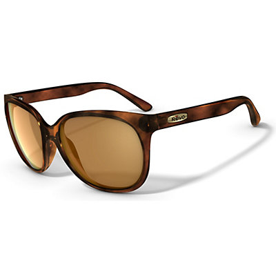 Revo Grand Classic Sunglasses, Tortoise Eco-Bronze, large