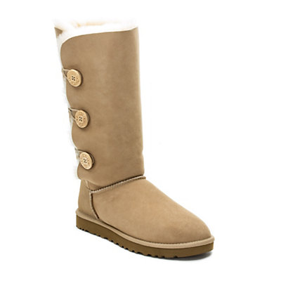 UGG Bailey Button Triplet Womens Boots, , viewer