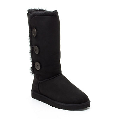 UGG Bailey Button Triplet Womens Boots, Sand, viewer