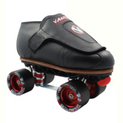 Vanilla Freestyle Sunlite Backspin Remix Boys Jam Roller Skates, Black, medium