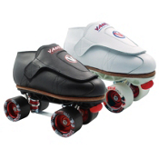 Vanilla Freestyle Sunlite Backspin Remix Jam Roller Skates, Black, medium