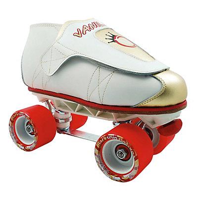 Vanilla Tony Zane Gold Sunlite Deluxe Jam Roller Skates, , large