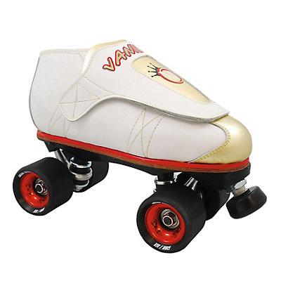 Vanilla Tony Zane Gold Probe Lanzini Jam Roller Skates, , large