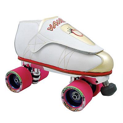 Vanilla Tony Zane Gold Advantage Shaman Womens Jam Roller Skates, , large