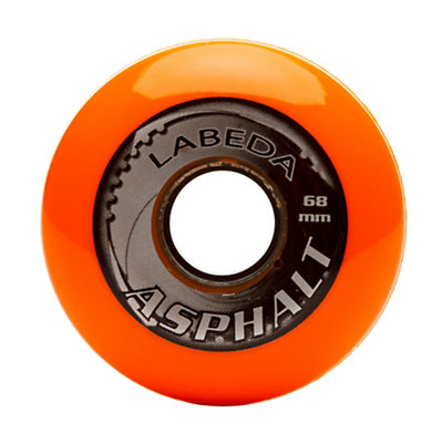 Labeda Gripper Asphalt Hard Inline Hockey Skate Wheels - 4 Pack, , viewer