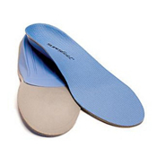 Super Feet Blue Insoles, Blue, medium