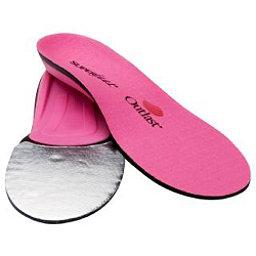 Super Feet Hot Pink Womens Insoles 2018, , 256